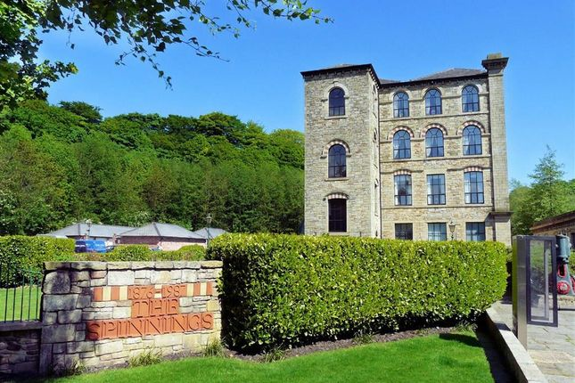 2 bed flat to rent in The Spinnings, Summerseat, Bury