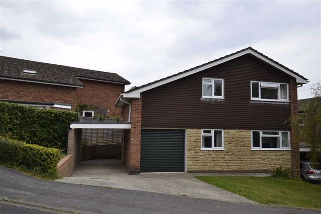 Thumbnail Detached house for sale in Cheviot Close, Wash Common, Berkshire