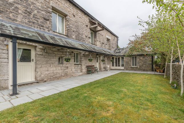 Thumbnail Barn conversion for sale in Owl Bank Barn, The Row, Lyth Valley