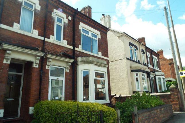 Thumbnail Semi-detached house to rent in Derby Road, Sandiacre, Nottingham