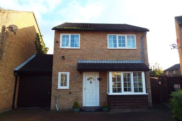 Thumbnail Link-detached house to rent in Hawks Way, Ashford