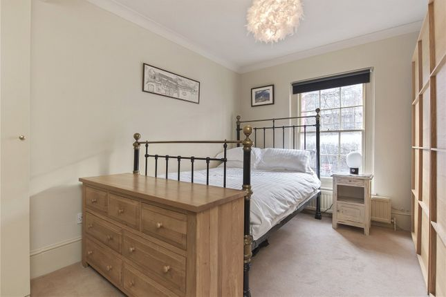 Bedroom of New North Road, Hoxton, London N1