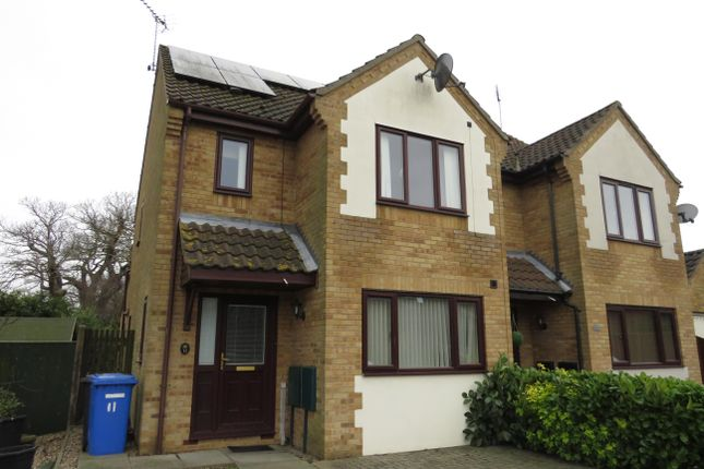 Thumbnail Property to rent in Mirbecks Close, Worlingham, Beccles