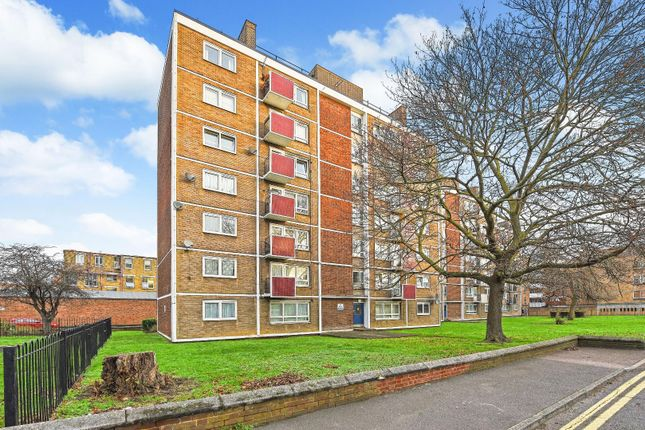 Thumbnail Block of flats for sale in St. Saviours Estate, London