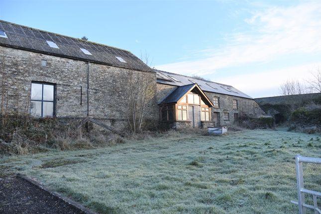 Thumbnail Barn conversion for sale in Llandygwydd, Cardigan