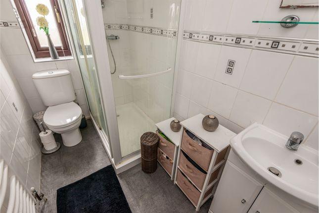 Shower Room: of Marston Common, Marston Montgomery, Ashbourne DE6