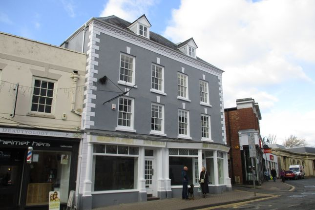 Thumbnail Retail premises to let in Agincourt Square, Monmouth