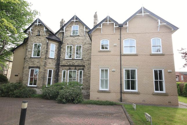 Rear Elevation of Doncaster Road, Selby YO8
