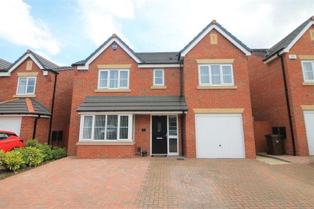 Thumbnail Detached house for sale in Braid Crescent, Crosby, Merseyside