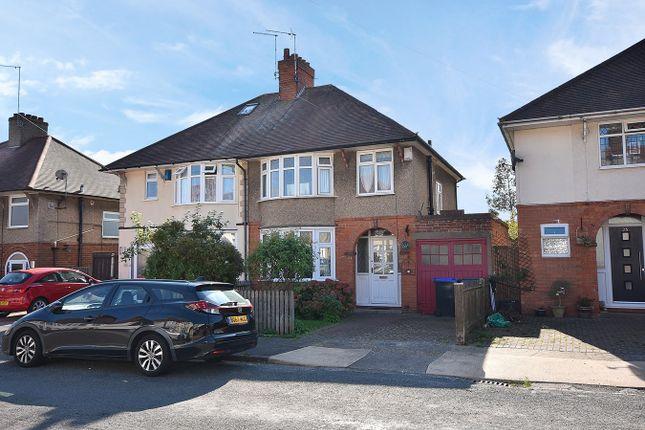 3 bed semi-detached house for sale in Sandiland Road, Headlands, Northampton NN3