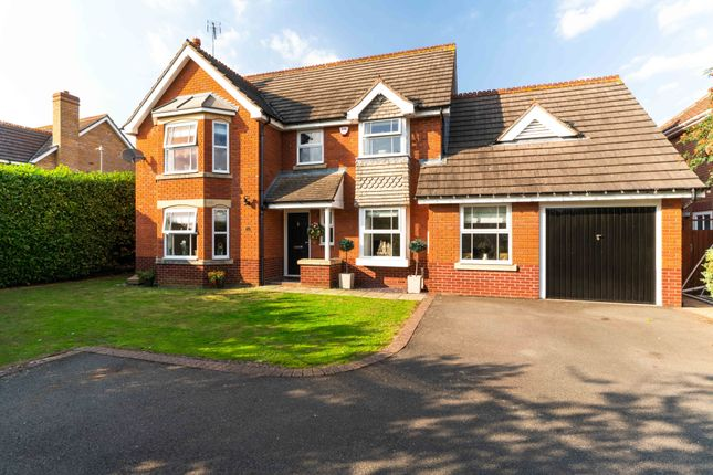 Thumbnail Detached house for sale in Verden Avenue, Warwick