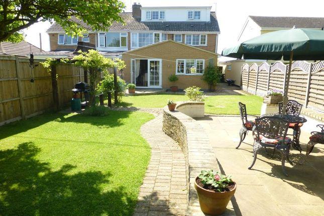 4 bed semi-detached house for sale in Shinehill Lane, South Littleton, Evesham