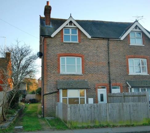 Thumbnail 2 bed maisonette for sale in Framfield Road, Uckfield, East Sussex