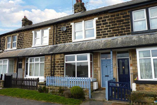 Thumbnail Terraced house to rent in Pine Street, Harrogate