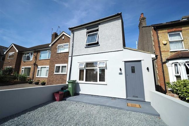 Thumbnail Detached house for sale in Heron Hill, Upper Belvedere, Kent