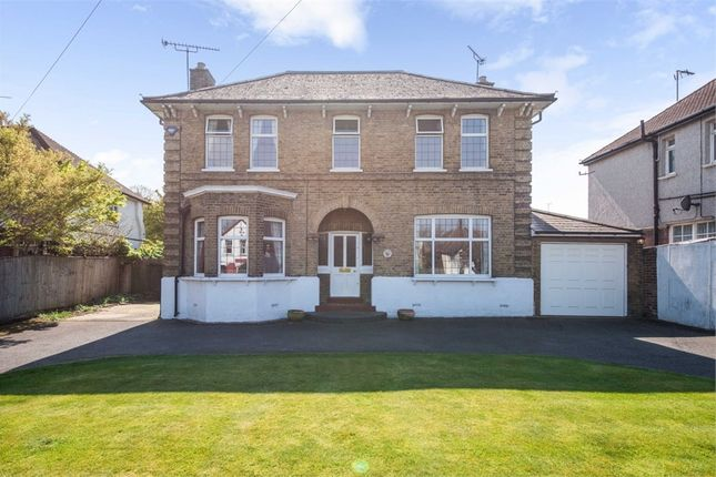 Thumbnail Detached house for sale in Park Crescent, Erith, Kent