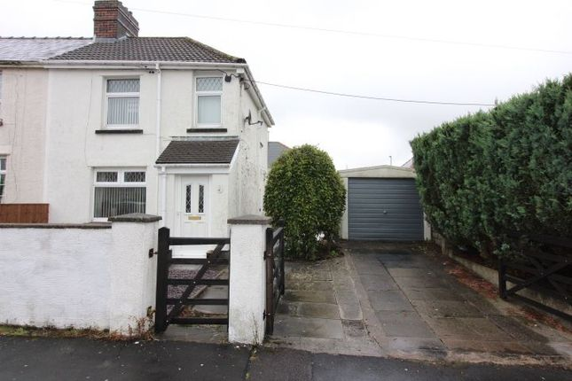 Thumbnail Semi-detached house for sale in Glanffrwd Avenue, Ebbw Vale