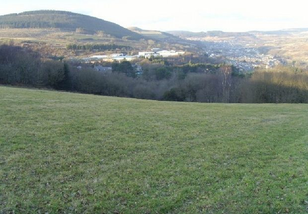 Thumbnail Land for sale in Caerau, Maesteg