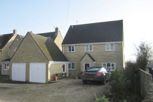 Thumbnail Detached house for sale in Springfield Road, Quenington, Cirencester