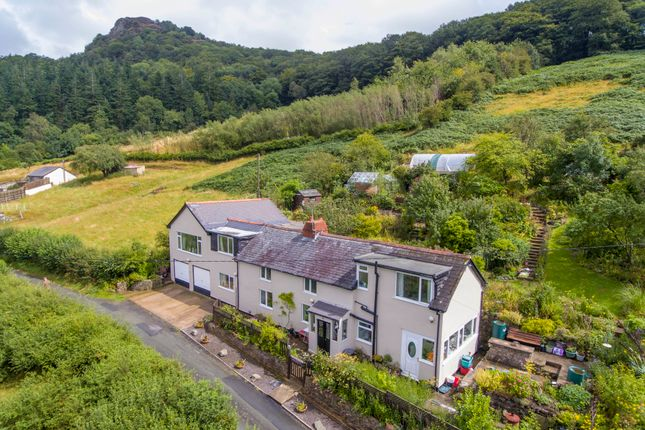 Thumbnail Detached house for sale in Trewern, Welshpool