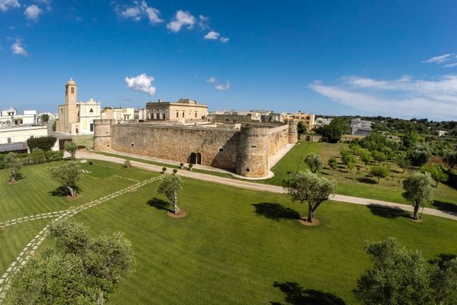 Thumbnail Château for sale in Lecce, Puglia, Italy