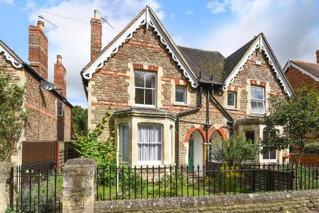Thumbnail Semi-detached house for sale in Park Road, Abingdon-On-Thames