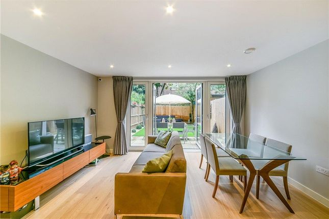 Thumbnail Terraced house for sale in Mary Rose Square, London