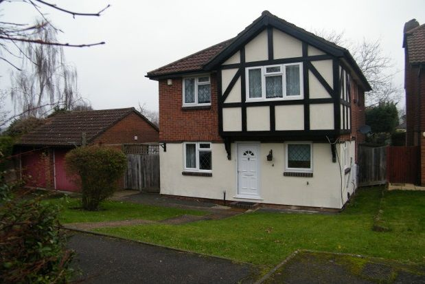Thumbnail Property to rent in Amberley Close, Farnborough, Orpington