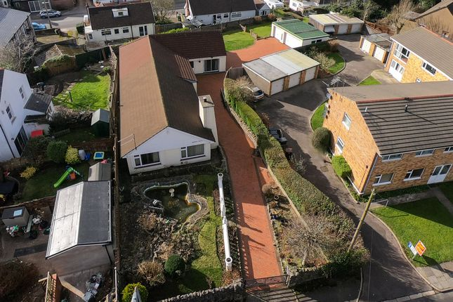 Thumbnail Detached bungalow for sale in Grove Place, Birchgrove, Cardiff