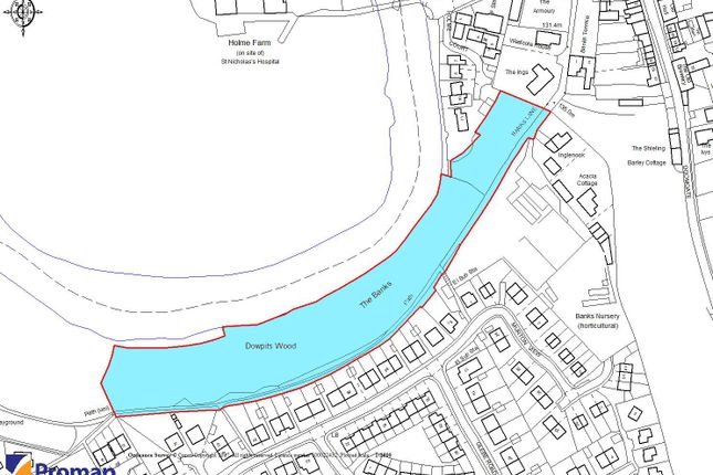 Land for sale in Land At Dowpits Wood, Appleby