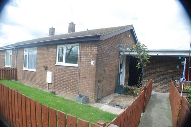 Thumbnail Bungalow to rent in Garesfield Gardens, Burnopfield