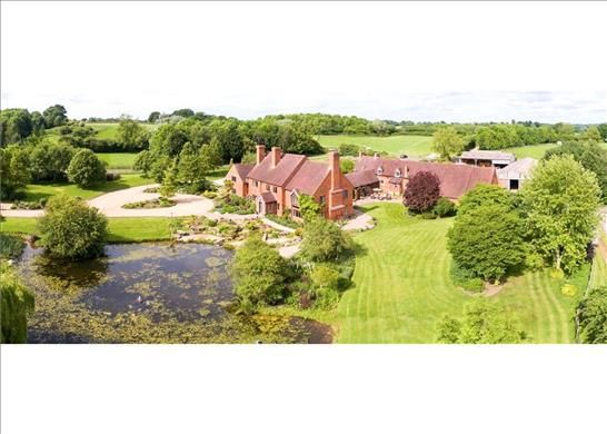 Thumbnail Detached house for sale in Preston Bagot, Henley In Arden