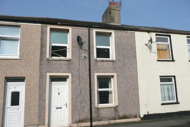 Thumbnail Property to rent in Wellington Street, Millom
