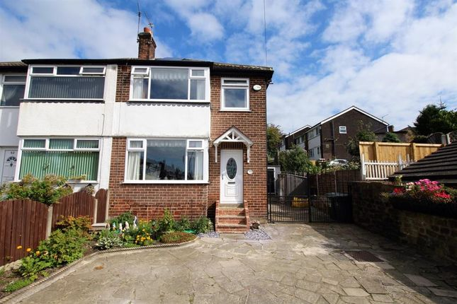 Thumbnail Semi-detached house for sale in Vesper Gate Crescent, Kirkstall