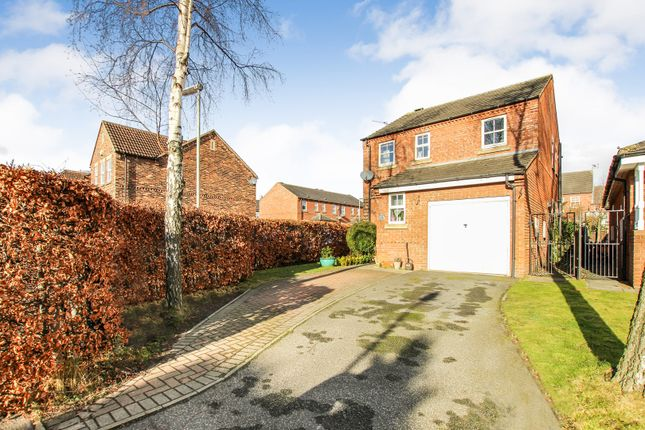 Thumbnail Detached house for sale in Castlefields, Rothwell