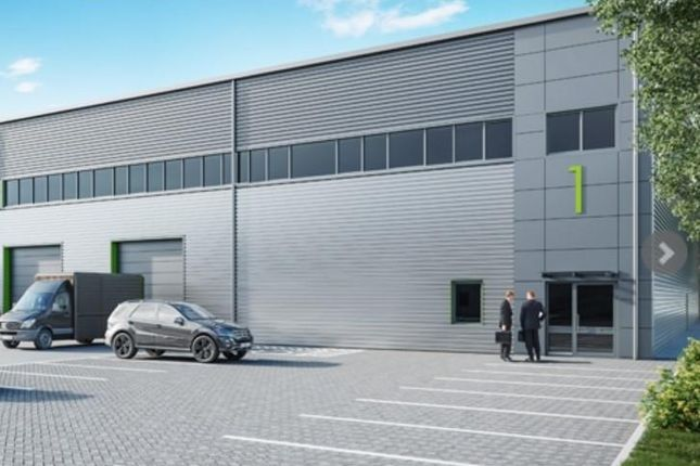 Thumbnail Light industrial for sale in Unit 1, Sidcup Logistics Park, Edgington Way, Sidcup, Kent