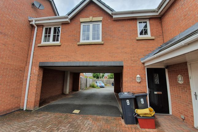 1 bed flat to rent in William Bees Road, Coalville LE67