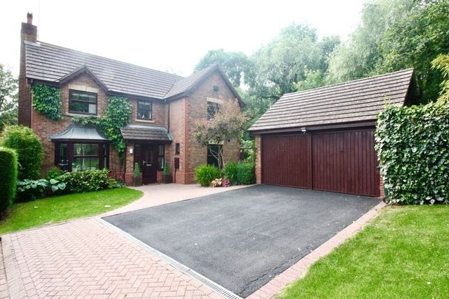 Thumbnail Detached house to rent in Cromes Wood, Coventry, West Midlands