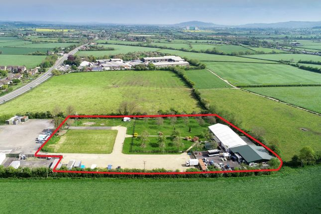 Thumbnail Land for sale in Whitminster, Gloucester