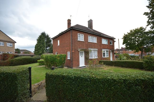 Thumbnail Semi-detached house for sale in Studfall Avenue, Corby