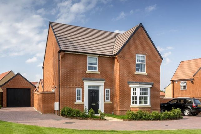 "Thumbnail Detached house for sale in ""Shenton"" at Lowfield Road, Anlaby, Hull"