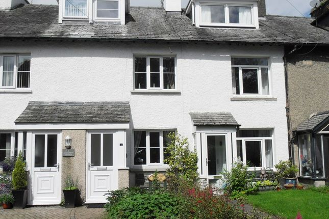 Thumbnail Terraced house to rent in The Green, Staveley, Kendal
