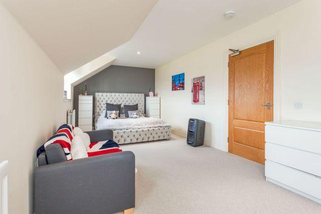 Bedroom Two of Wellington Green, Aberdeen AB12