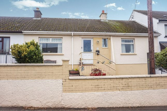 Thumbnail Terraced bungalow for sale in Main Street, Tobermore, Magherafelt