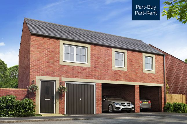"""Thumbnail Flat for sale in """"Whitewell"""" at Mitton Road, Whalley, Clitheroe"""