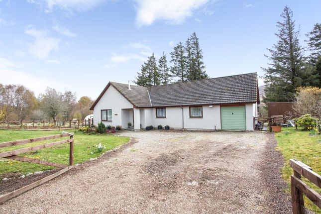 Thumbnail Detached bungalow for sale in Errogie, Inverness, Inverness-Shire