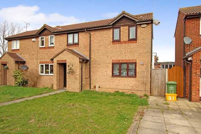 2 bed semi-detached house for sale in Uxbridge Close, Wickford SS11