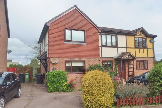 Thumbnail End terrace house to rent in Greenways Drive, Coleford