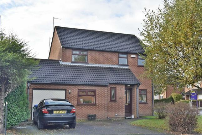 Thumbnail Detached house for sale in Briary Drive, Astley, Tyldesley, Manchester