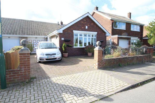 Thumbnail Semi-detached bungalow for sale in Hedworth Lane, Jarrow